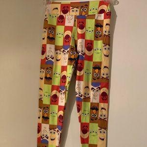 Lularoe Disney Tween leggings
